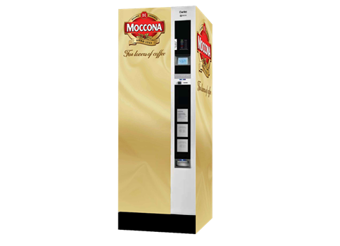 Instant Canto Vending Machine