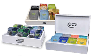 Piwick Tea Box