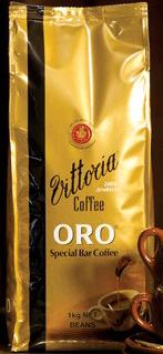 Vittoria Coffee Oro
